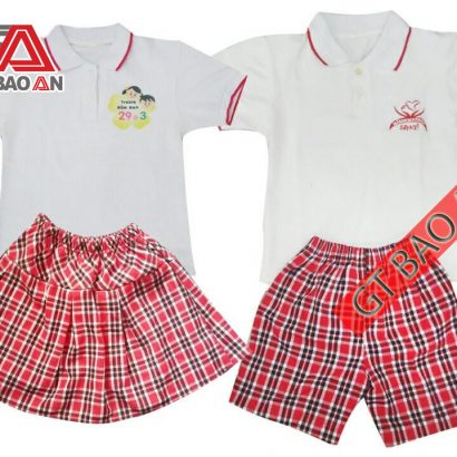 Đồng phục mầm non ms002