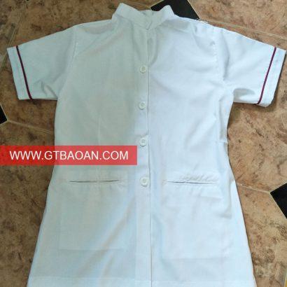 áo blouse cho nhân viên nhà thuốc