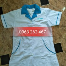 ao blouse co san