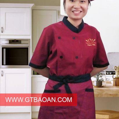 Đồng phục nhân viên nhà bếp