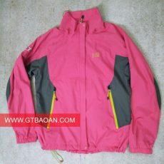 Áo khoác đồng phục vải dù ms003