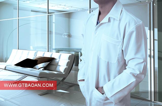 Áo blouse trắng kate Hàn Quốc cao cấp