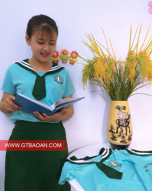 Đồng phục cô giáo mầm non