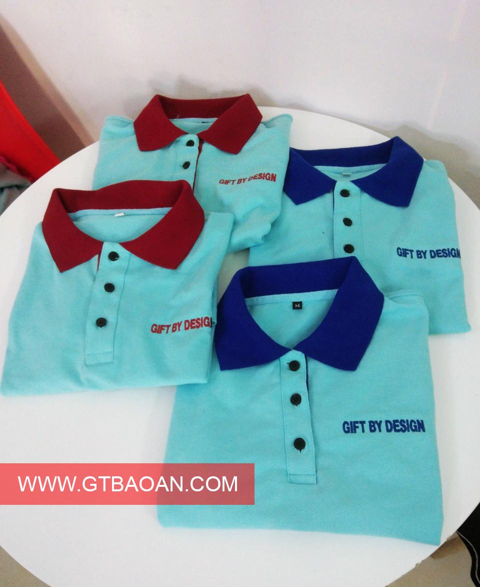 Áo thun đồng phục công ty GIFT BY DESIGN