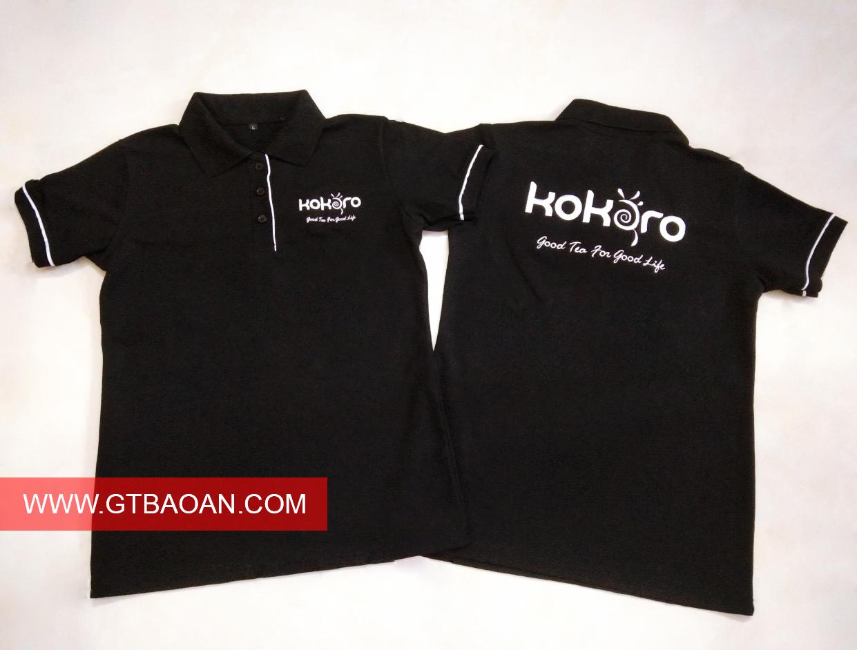 Áo thun đồng phục nhân viên Kokoro