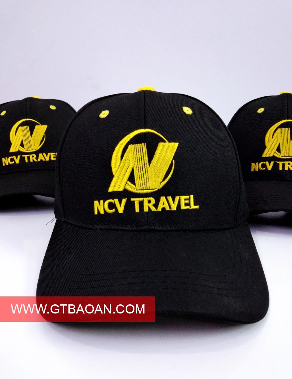 Nón du lịch NCV TRAVEL