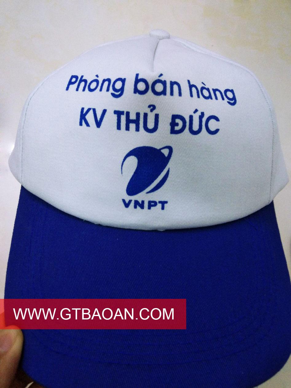 Nón kết nhân viên VNPT