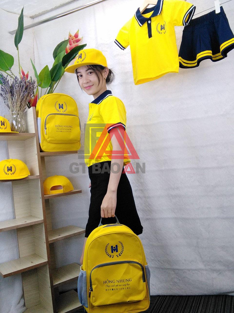 Đồng phục trường học ĐẸP, giá tại xưởng
