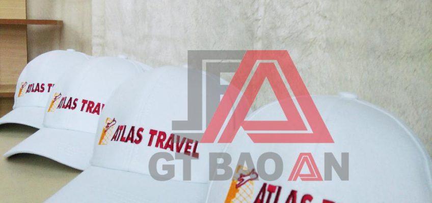 Nón kết quà tặng công ty ATLAS TRAVEL