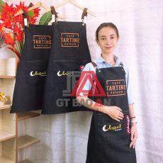 Tạp dề nhân viên phục vụ quán café