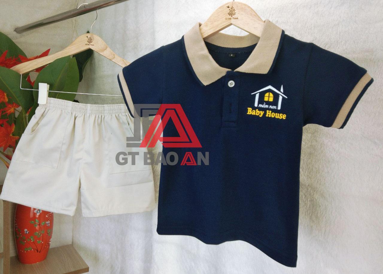 Đồng phục trường mầm non-mẫu giáo Baby House