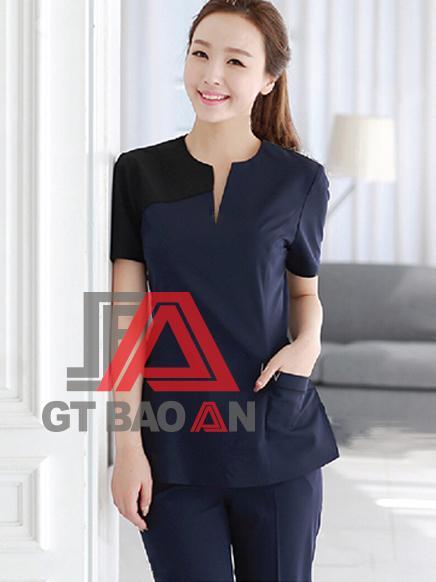 Đồng phục Spa nữ đẹp