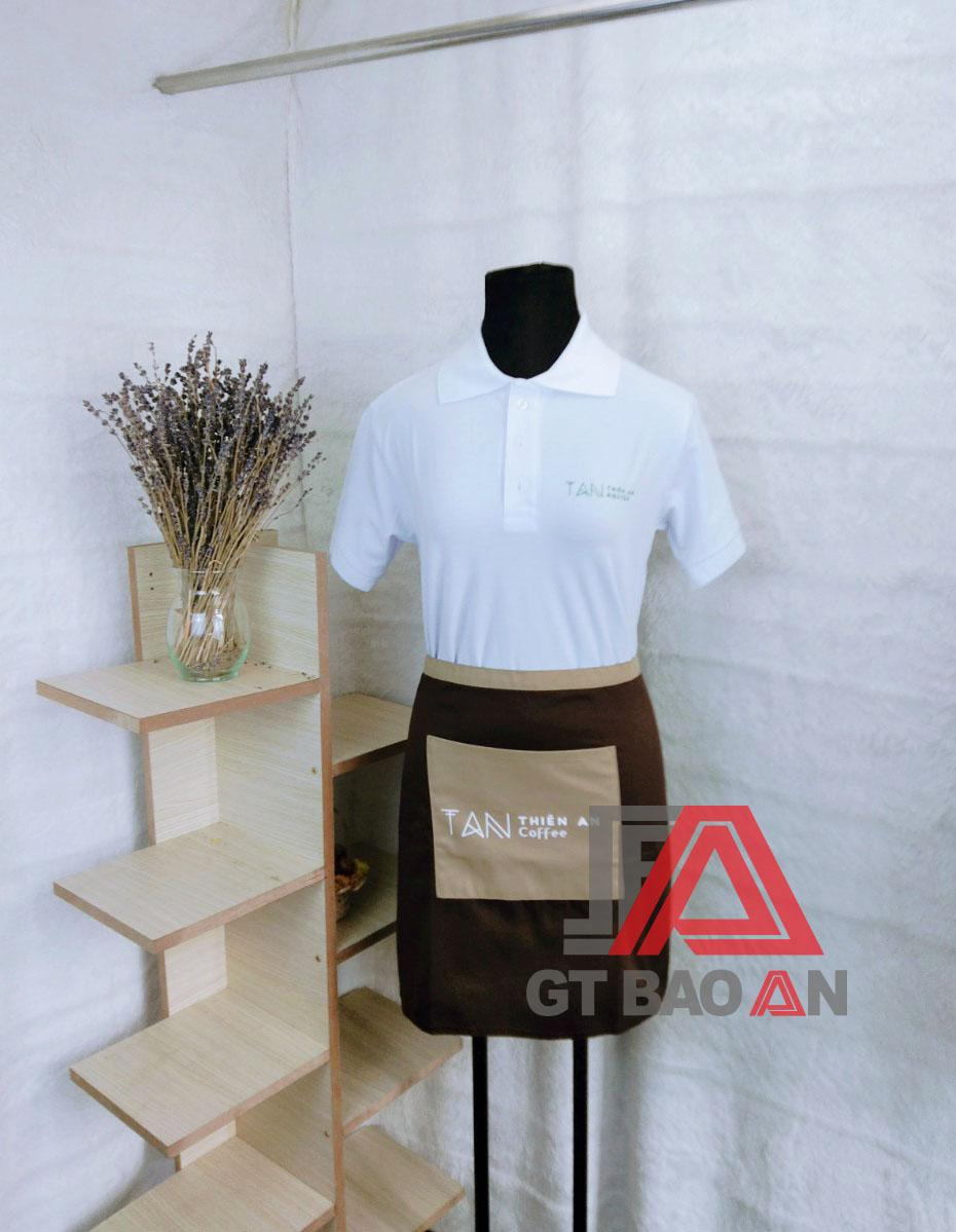 Đồng phục quán café Thiên An