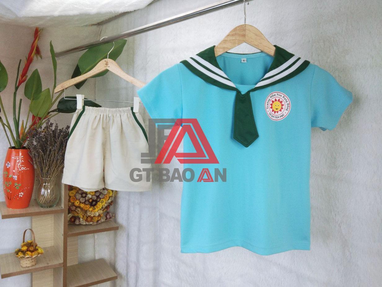 Đồng phục mầm non Tân Phú