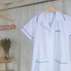 Xưởng may áo blouse giá rẻ
